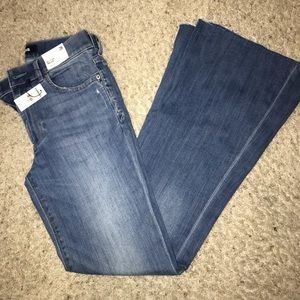BELL FLARE HIGH RISE EXPRESS JEANS